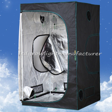 "Hydroponics 48""x48""x78""(120x120x200cm) Complete Grow Tent System Reflective Mylar Plant Growing Stock in US/UK/GE/AU/Canada(China (Mainland))"
