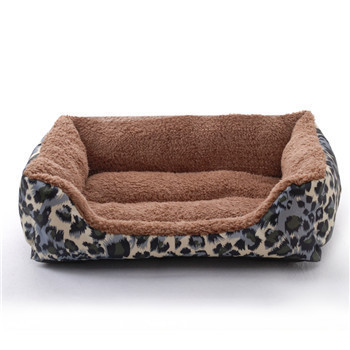 Pet Dog House 2015 New Resistance to Camouflage Teddy Snow Dog Cat Kennel Pet Bed Mat(China (Mainland))