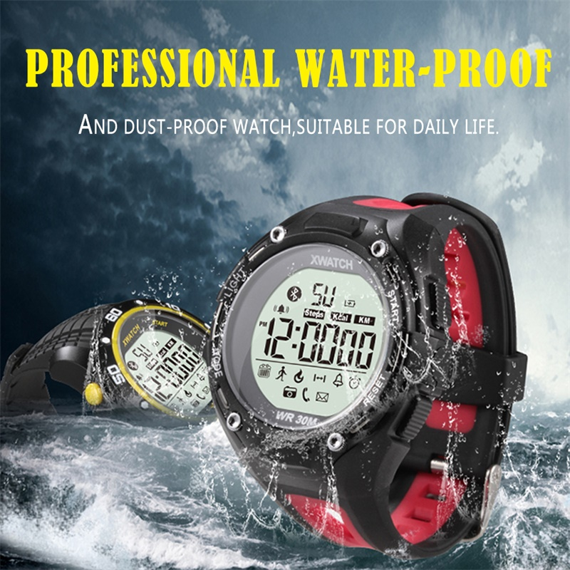 Sport Smart Watch Waterproof Bluetooth 4.0 two Year Standby Time Wearable Devices iOS Android for huawei iphone Smartphone(China (Mainland))