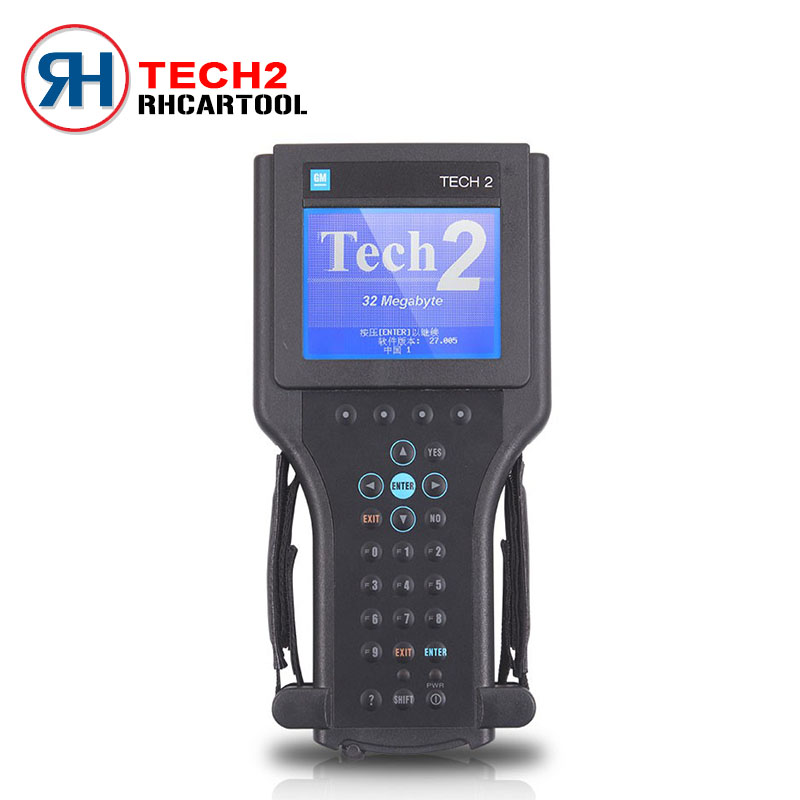 Auto Diagnostic tool gm Tech2 GM Tech 2 Pro for GM/SAAB/OPEL/SUZUKI/ISUZU/Holden Vetronix gm tech2 scanner without box DHL Free(China (Mainland))