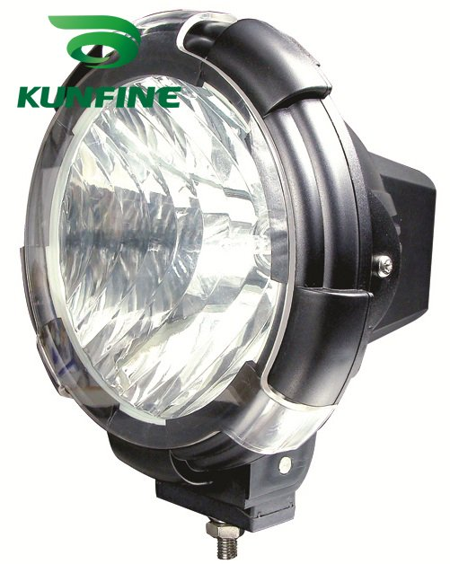 9~30V/75W 4 INCH HID Driving Light HID Offroad Spot/Flood Beam Light for SUV Jeep Truck ATV HID XENON Fog Lights HID work light(China (Mainland))