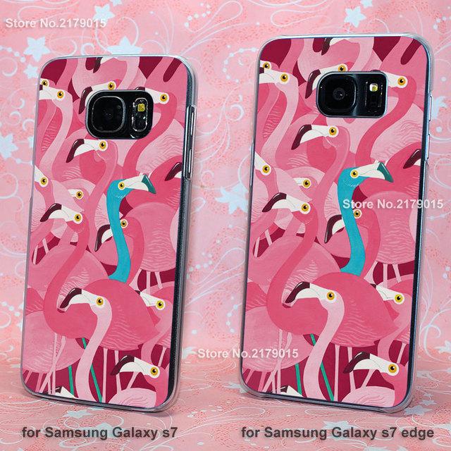 Etui Samsung Flamingo