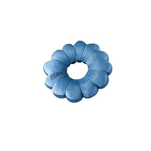 Free Shipping! Multifuctional  Total Pillow Amazing Versatile Neck Massage Plum Flower Shape 6 Colors Avaliable