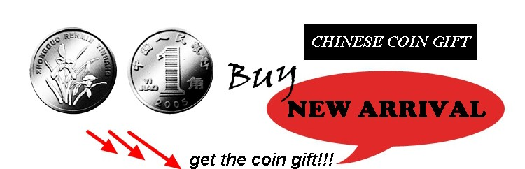 coin promotion-new arrival for Chichic