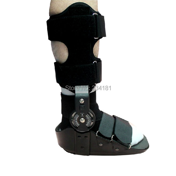 Not hot correct shoes pleasantly cool Achilles tendon boots shoes ankle fracture fixed orthotics ankle tendon healing shoes