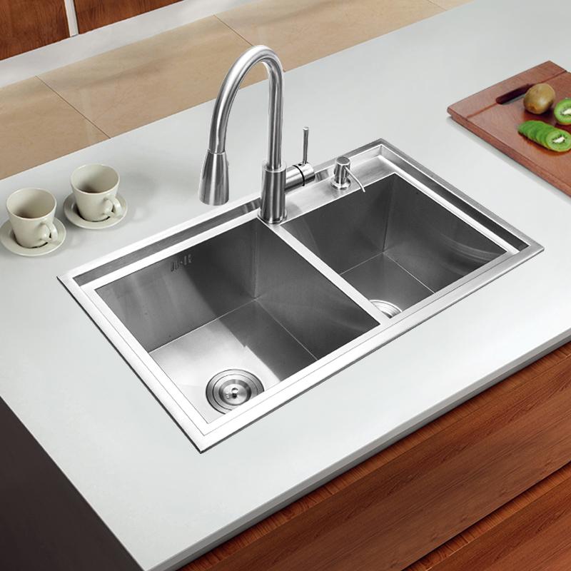 Doppio scolapiatti lavello da cucina acquista a poco - Lavello cucina sottotop ...