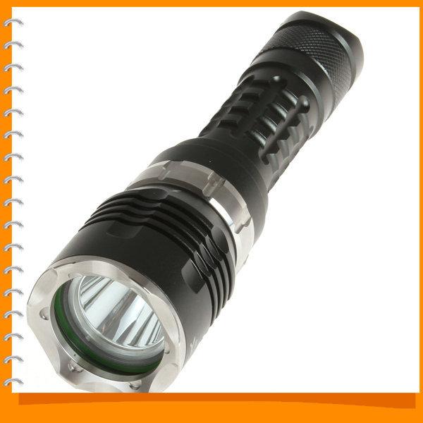 Securitylng 1200 Lumens CREE XML U2 LED Professional Diving Flashlight Torch Flash light for Diver - 70M depth Underwater<br><br>Aliexpress