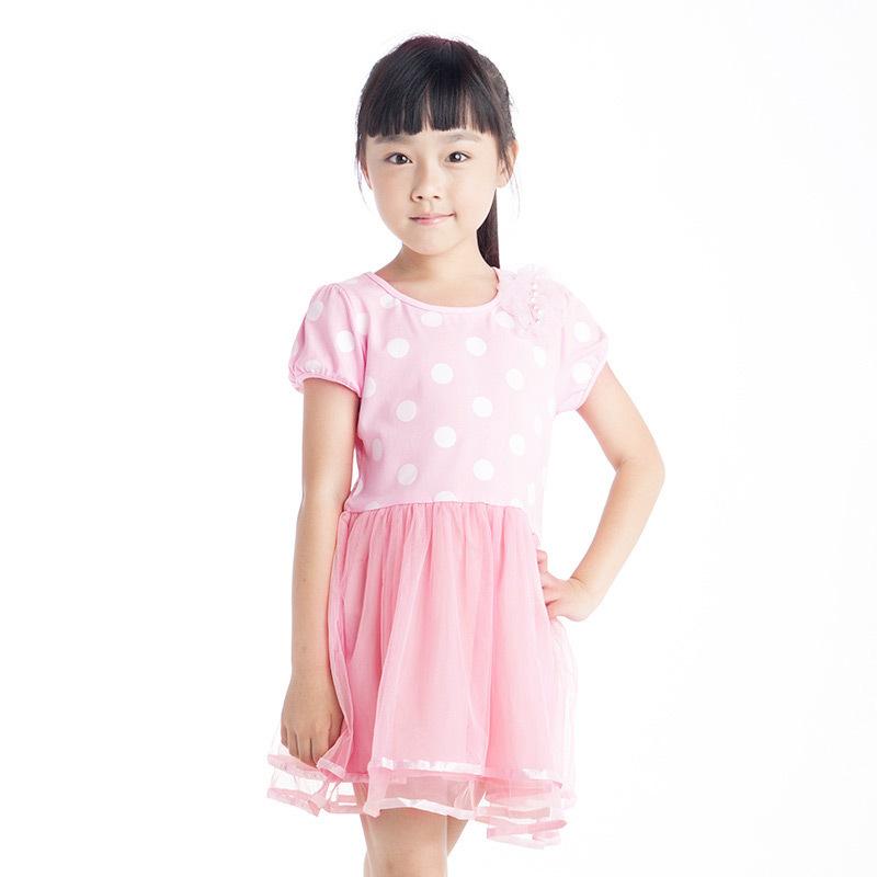 ♥ ♥ طلات راقية ♥ ♥ JJLKIDS-Kids-Sweet-Dress-Cute-Girls-Shorts-Size-4-11-Years