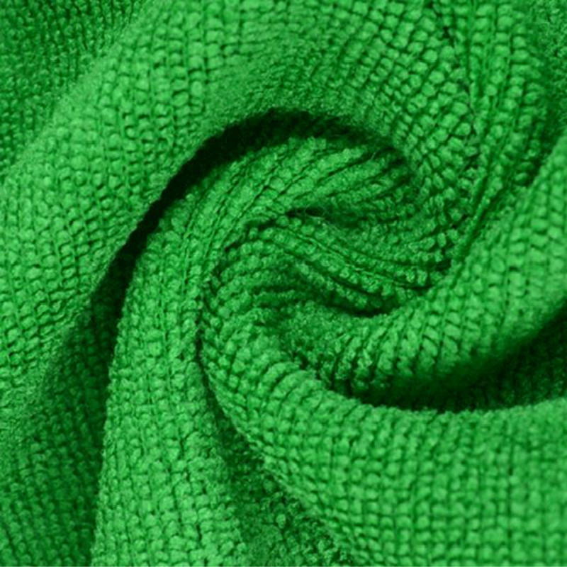 Стеклянные двери чистка вымойте полотенце из микрофибры впитывающее полотенце красочные 6 шт.
