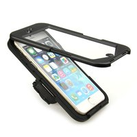 Waterproof Bike Bicycle Phone Case Cover Protector Bag Pouch Handlebar Mount Holder Cradle For iPhone 5 5S 5C Pouch Bag Wallet