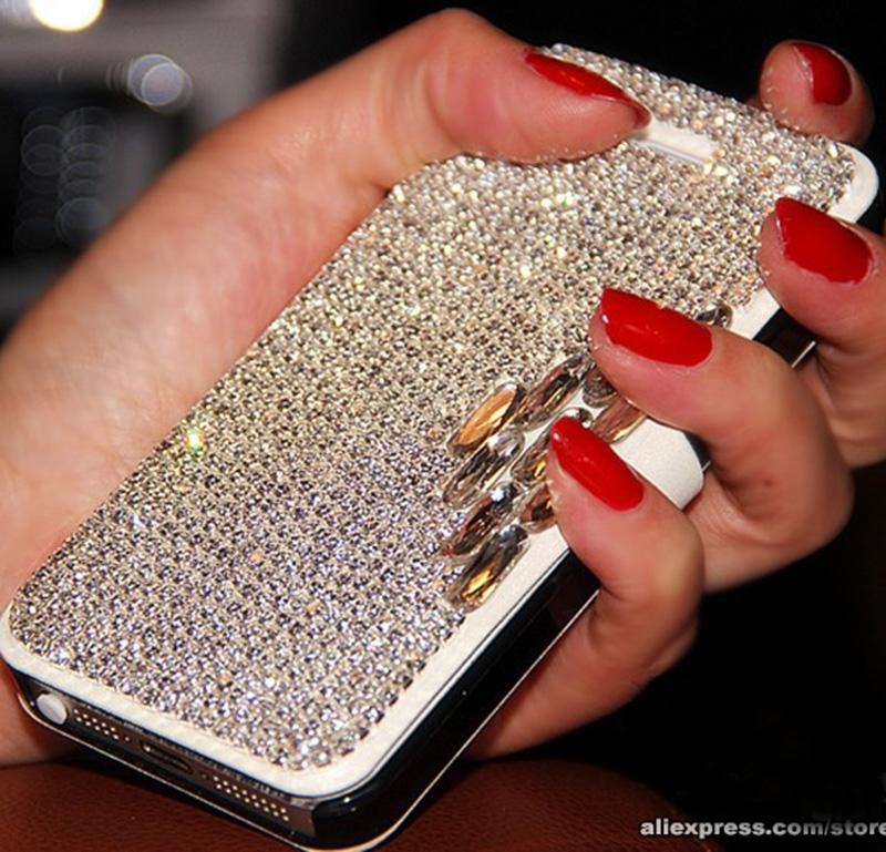 Luxury Bling Diamond Flip Leather Crystal Case Capa Coque Sony Xperia X Z4 Z4V Z5 Premium Compact E4G E5 C4 C5 M4 M5  -  MagicBuying store