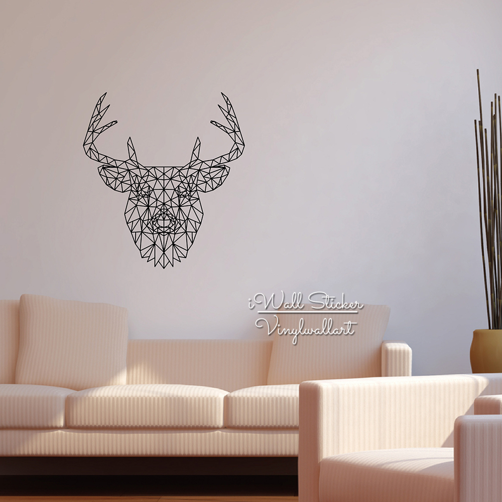 compare prices on deer wall decal online shopping buy low deer wall decal kit stickers trendy wall designs