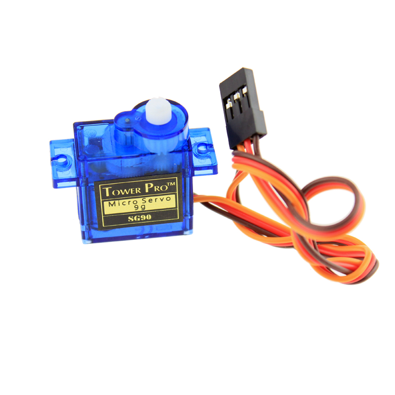 3pcs RC Mini Tower Pro Micro Servo 9g 1.6KG Servo SG90 for RC 250 450 Helicopter QuadcopterAirplane Car Boat Free shipping(China (Mainland))