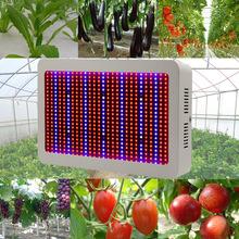 Gesamte Spektrum 600w led wachsen licht red+blue+uv+ir ac85~265v führte pflanze lampen am besten für hydrokultur Gemüse und Blütenpflanzen(China (Mainland))