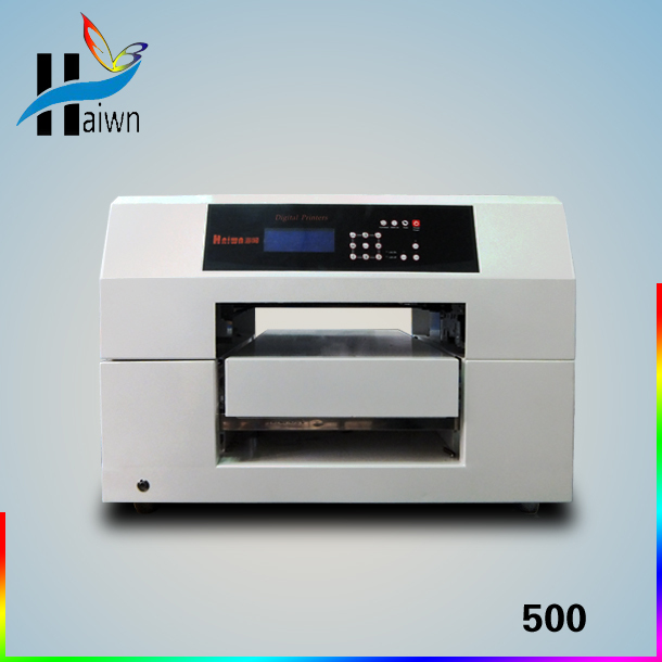 good price id card printer eco solvent printer a3 haiwn 500(China (Mainland))