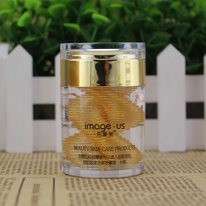 24 k gold hydrating essence cream & anti wrinkle cream  60 g   free  shipping(China (Mainland))