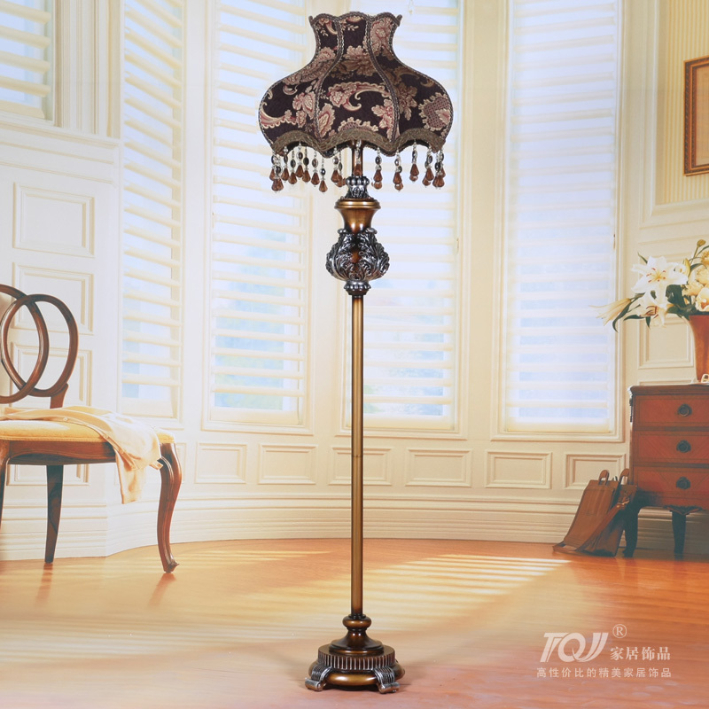 floor lamp floor lamp ornaments antique vintage style palace 910a. Black Bedroom Furniture Sets. Home Design Ideas
