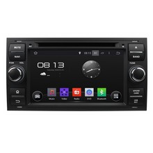 1024*600 QuadCore Android 5.1 Car DVD Player Radio Stereo for Ford Focus S-MAX Galaxy Mondeo C-MAX Fiesta Fusion Transit Connect