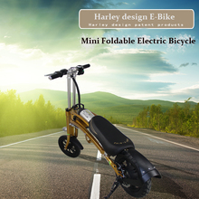 Foldable Electric Scooter Aluminum 250W Motor 36V 7.8AH Lithium Battery Electric 2 Wheels Bike Bicycle E-Scooter with Battery(China (Mainland))