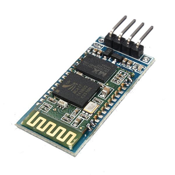 HC-06 Wireless Bluetooth Transceiver RF Main Module Serial For Arduino(China (Mainland))