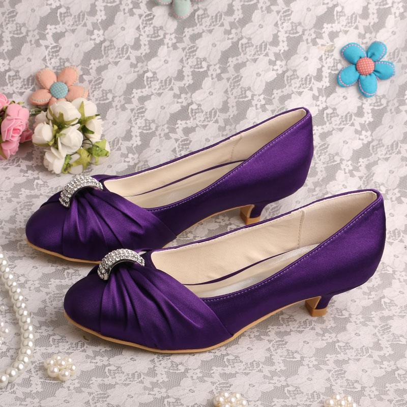 Purple Wedding Shoes: Purple Wedding Shoes Low Heel Reviews