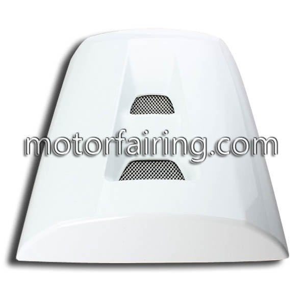 White Motorcycle rear seat cover for CBR1000RR