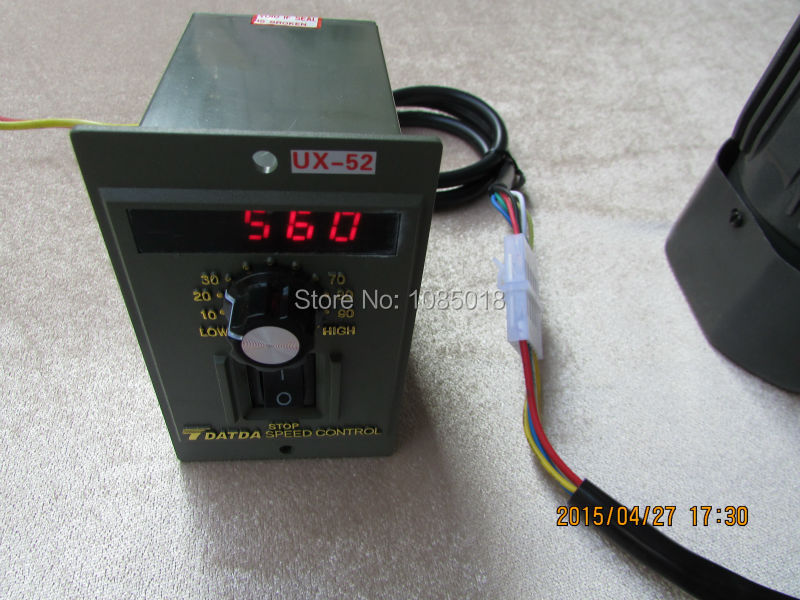 how to build an ac motor speed controller