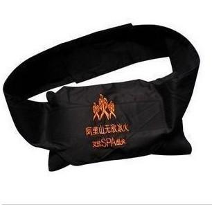 5pcs Ali SPA AI salt moxibustion slimming far infrared physiotherapy bag / bag / Purse abdominal knee bag (joint package)(China (Mainland))