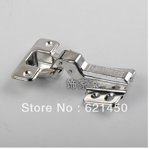 Dismantle Cabinet Door Hinges Damping Stainless Steel Hinge Hydraulic Buffer Full Overlay/ Half-overlay Cabinet Door Hinges