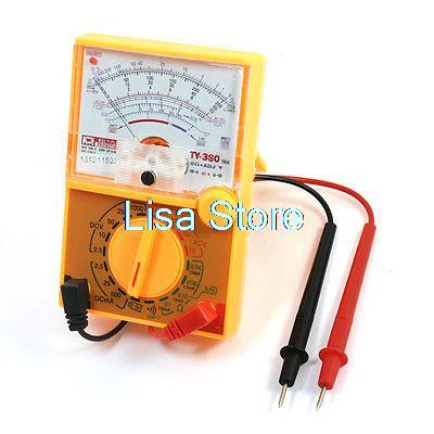 Resistance Current AC/DC Voltage Pathways Buzzer Multiple Protection Meter(China (Mainland))