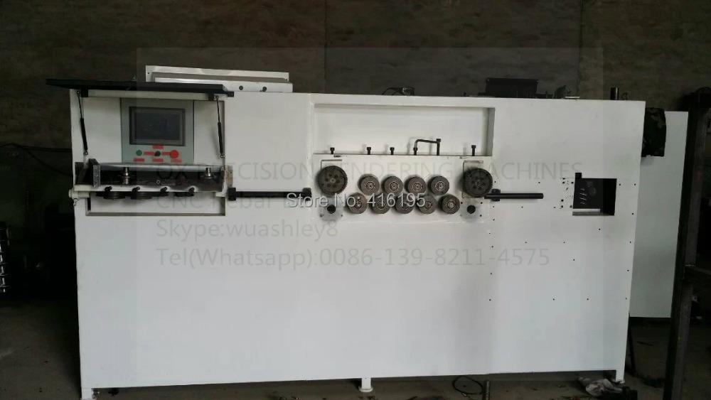 Automatic rebar bending machine (For coiled rebar)(China (Mainland))