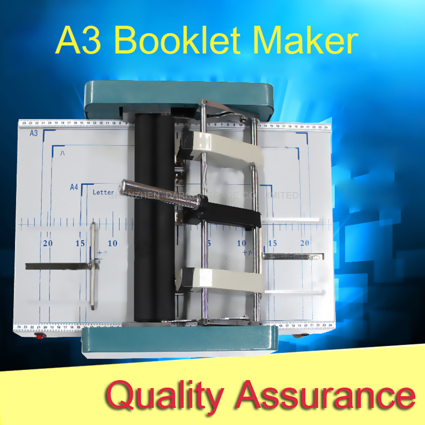booklet making machine