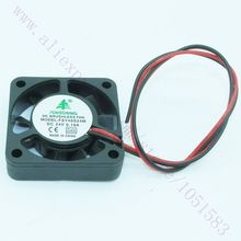 2 pcs Cooler Axial FanS 24V 0.10A 40x40x10mm Cooling Fans Ramps Reprap Pursa Mendel 3D printer Free Shipping