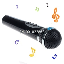 New Girls Boys Microphone Karaoke Singing for Kid Funny(China (Mainland))