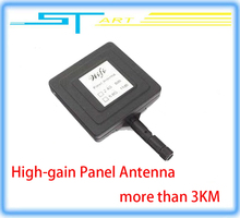 Drop shipping FPV 5.8Ghz 11dBi High-gain Panel Antenna 200mW TX more than 3KM for X350 pro DJI Phantom 2 Vision Drone girl gift