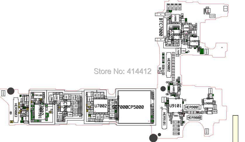 huawei pcb layout schematic