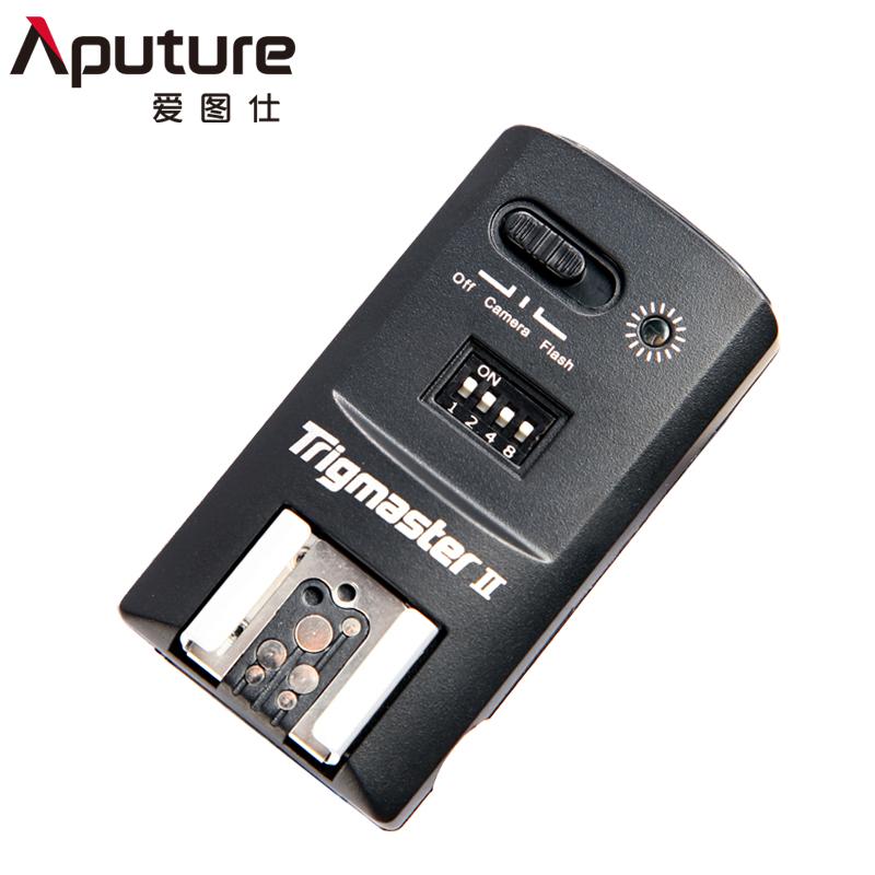 Aputure Flash Trigger Trigmaster II 2.4G Receiver for NIKON D7000 D5100 D5000 D3200 D3100 D800E Fuji S5 Pro S3 Pro Cameras(China (Mainland))
