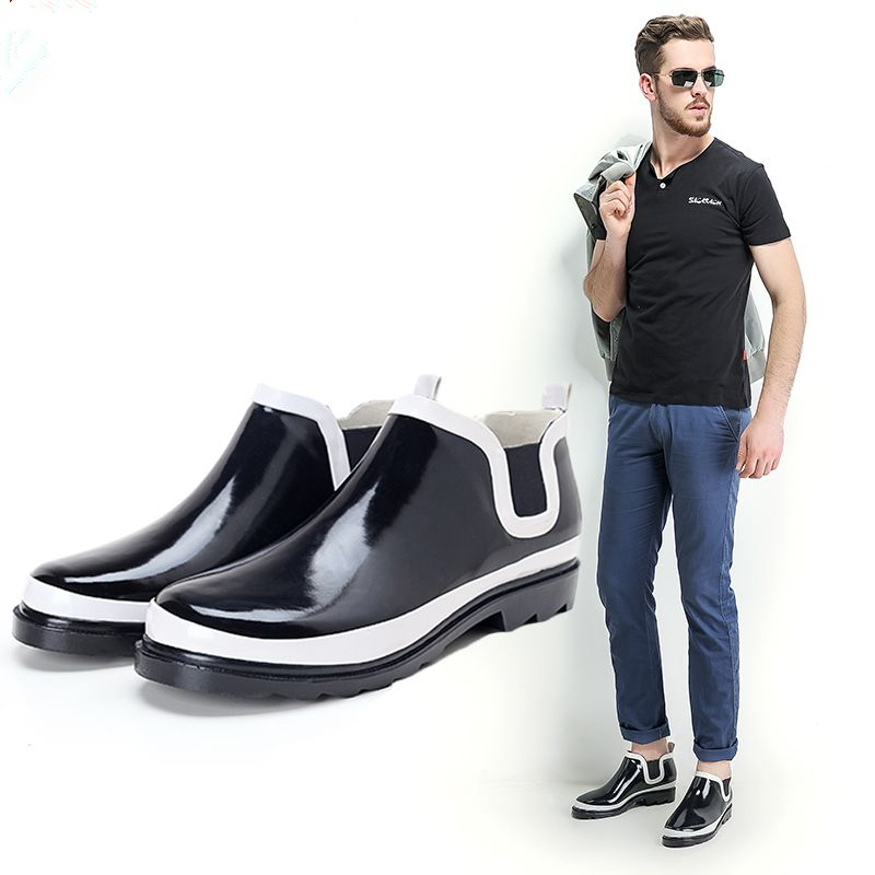 Rubber Rain Boots Men Promotion-Shop for Promotional Rubber Rain ...