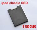 160GB Flash SSD Replace 160GB MK1634GAL for Apple iPod Classic Hard Drive HDD