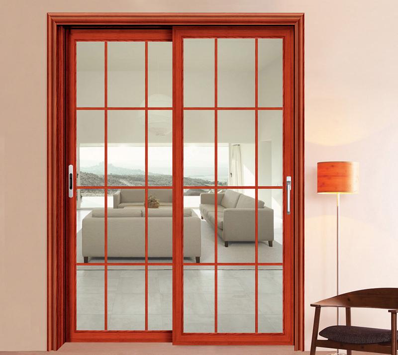 Compra dise o de la puerta de vidrio online al por mayor - Puertas deslizantes de cristal ...