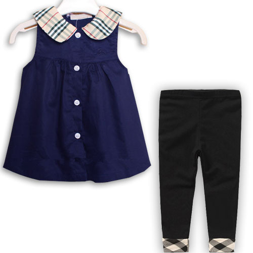 Комплект одежды для девочек New brand 2015 BU-DS27-08 2015 08