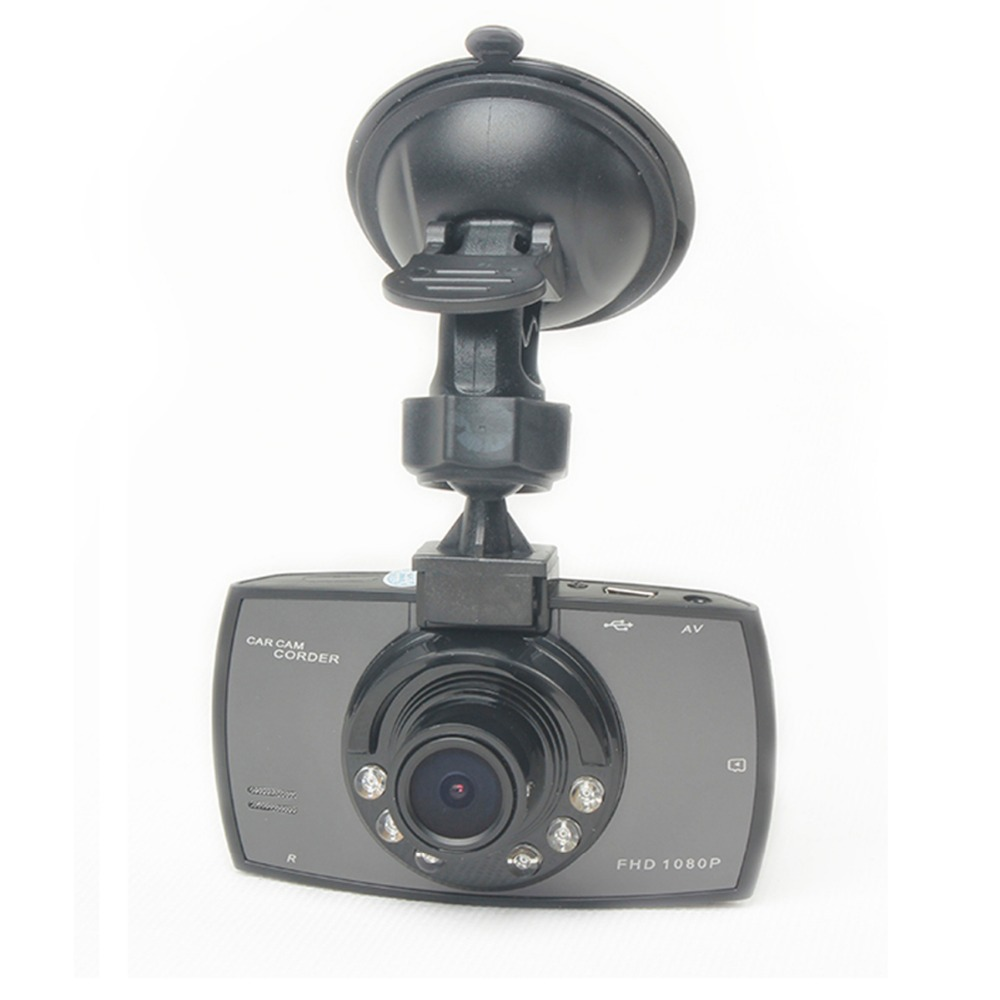 "2.7"" Mini Car Dvr Novatek Full HD 1080P 140 Wide Angle Lens Car Camera Recorder with G-Sensor IR Night Vision(China (Mainland))"
