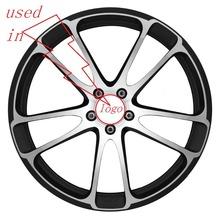 4pcs 56.5mm Wheel Center Caps Covers hubcap stickers for Toyota vw mazda skoda kia Citroen Chevrolet alfa romeo car styling 2016(China (Mainland))