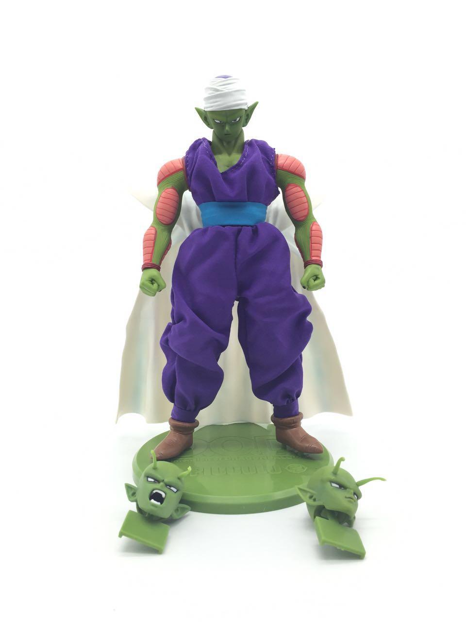 1pcs/set Dragon BallZ DOD Anime Piccolo Super Gotenks Saiyan Son Goku Anime PVC Action Figure Collectible Toy 22CM(China (Mainland))