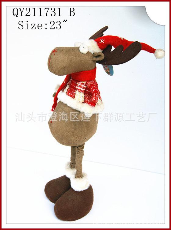 achetez en gros no l en peluche rennes en ligne des grossistes no l en peluche rennes chinois. Black Bedroom Furniture Sets. Home Design Ideas