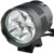 5000 Lumens 4T6 Headlight 4 x CREE XML T6 LED Bike Bicycle Light & LED HeadLight Headlamp,6400mah Rechargeable battery Pack