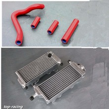 Buy high performance aluminum alloy radiator & silicone hose Honda CR250R CR 250 R 2-stroke 1992-1996 1993 1994 1995 for $120.00 in AliExpress store