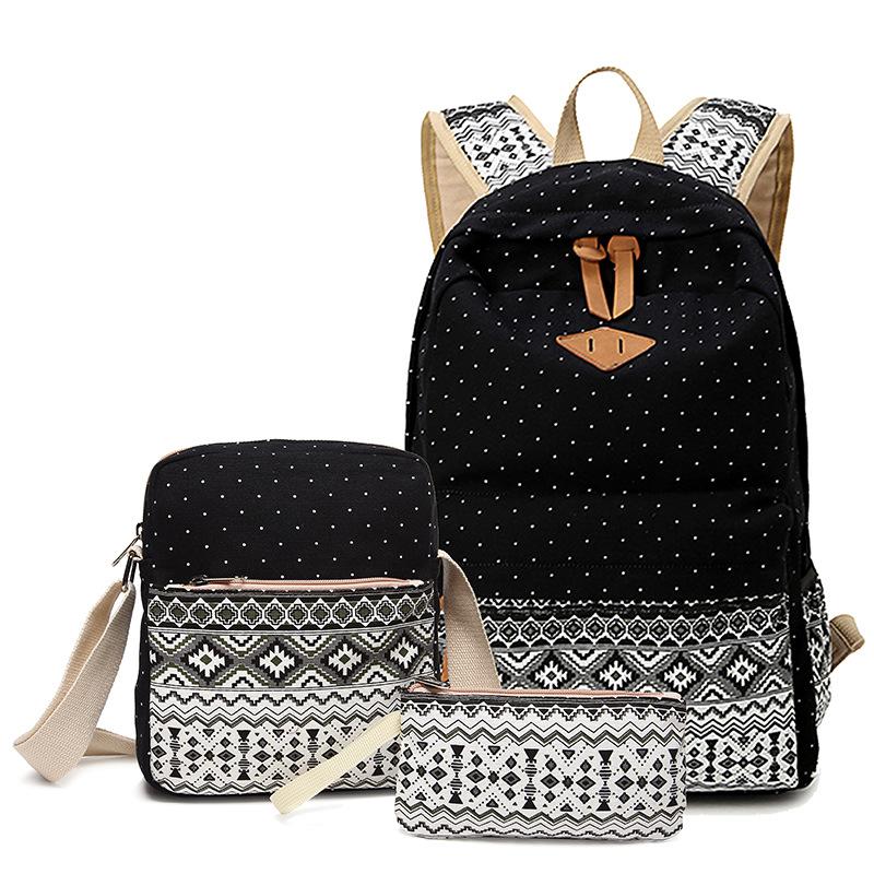 3-pc-set-stylish-canvas-printing-backpack-women-school-bags-for-teenage-girls-cute-bookbags-laptop-backpacks-female-bagpack
