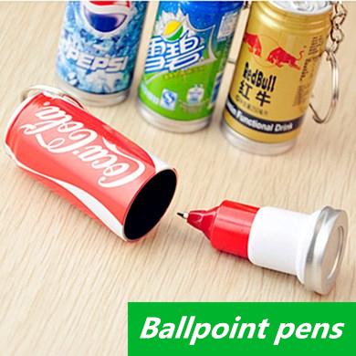 Telescopic ballpoint pen Kawaii Stationery ballpen Ring patins caneta Novelty gift zakka Office accessories school supplies 6206(China (Mainland))