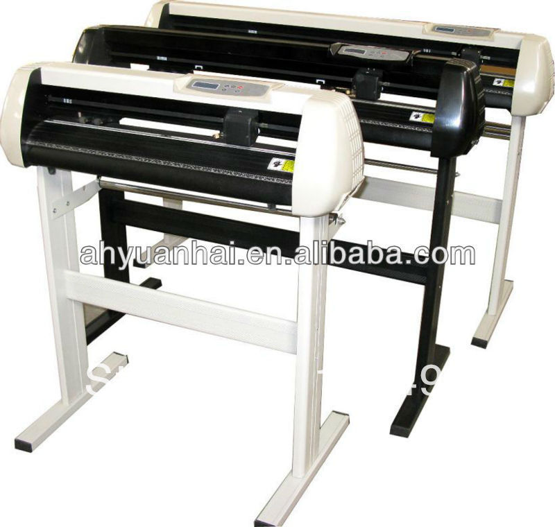 54inch cutting plotter Factory direct sell Vinyl Cutting ploter computer machine CE certified lowest price(China (Mainland))